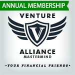 Venture Alliance Mastermind - Annual Membership